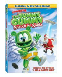 The Yummy Gummy Search For Santa DVD