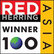 Red Herring Asia 100 Winner