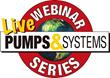 "Pumps & Systems Magazine and Baldor Present Webinar: ""Water Pump System Upgrades"""