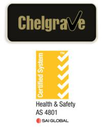 Chelgrave Secures Tick for OH&S Management System