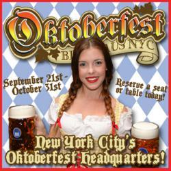 Bierhaus NYC Oktoberfest