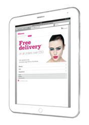 Ellisons iPad