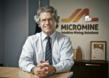 Mr. Kevin Fitzpatrick, MICROMINE's new CEO