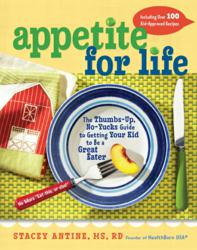 Jacket Image - Appetite For Life
