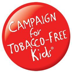 Tobacco-Free Kids Logo