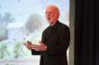 Renowned architect Bob Berkebile of BNIM in Kansas City discusses how biophilia, the connection between architecture and nature, is at the core of regenerative design during the Vision 2020 Sustainability Summit in Washington, D.C. on September 5th.