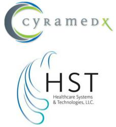 CyramedX EHR systems and HST