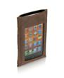 iPhone Hint - Shown in brown leather option