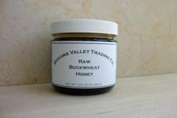 Raw Buckwheat Honey - Mohawk Valley Trading Company