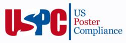US Poster Compliance Logo