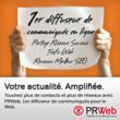 PRWeb désormais N°1 mondial du service de distribution de...