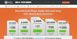 SoundCloud Plays Service