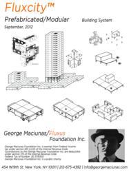 Fluxcity: Prefabricated/Modular Building System™