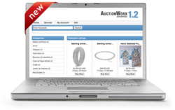 AuctionWorx Enterprise is a complete online auction software solution for building your own online auction, fixed price, or multi-vendor sales website.