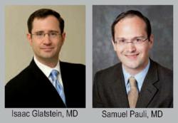 fertility specialists Dr. Isaac Glatstein and Dr. Samuel Pauli