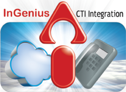 InGenius Connector Enterprise for Salesforce Open CTI