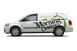 Morning Center van
