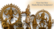 new shipmetn of bronze statues of hindu gods