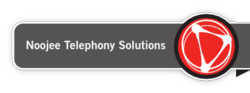 NooJee Telephony Solutions Logo