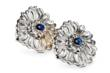 The Chrysanthemum Earrings, an American Estate Jewelry favorite, are made in the USA.