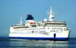 The 16,500 ton Africa Mercy, operated by Mercy Ships is the world's largest non-governmental hospital ship. Photo © Mercy Ships