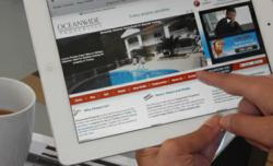 New Oceanwide Properties website