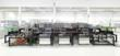 Sheet to Sheet system CIGS mass production