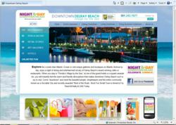 Downtown Delray Beach Website Image