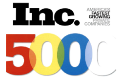 Mvix Named in the Prestigious INC5000 List of Fastest Growing Companies in America