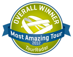 TourRadar Most Amazing Tour
