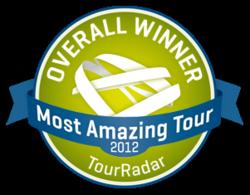 TourRadar Most Amazing Tour