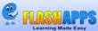 Logo: EFlashApps - Learning Made Easy