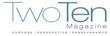 TwoTen Magazine Brand