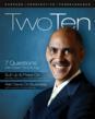 TwoTen Magazine Inaugural Cover