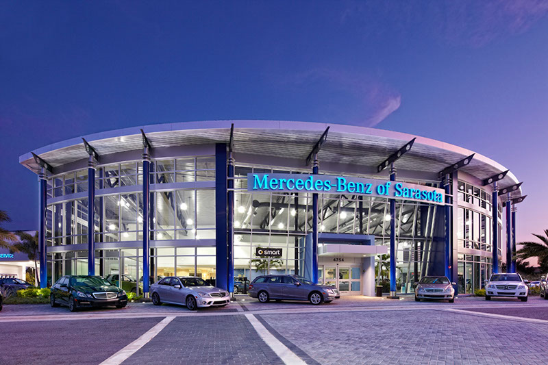 Florida mercedes benz dealers dealerrater auto design tech for Mercedes benz dealers in florida