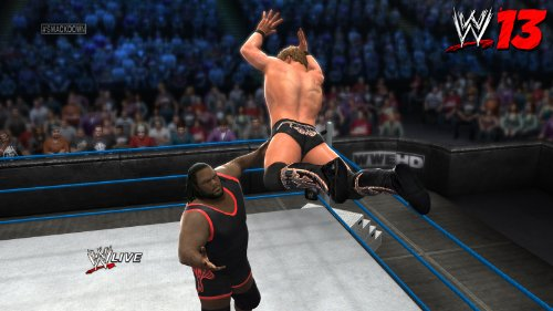 Screens Zimmer 8 angezeig: wwe games for wii