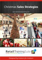 Christmas Retail Training