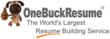 The World's Largest Resume Writing Service