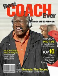 Best Coach Personalized Magazine Cover from YourCover