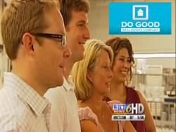 Do Good Real Estate donates to help combat childhood hunger.
