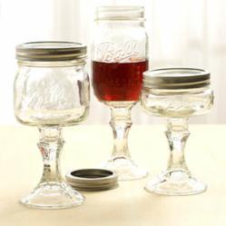 Redneck Glass Ware!