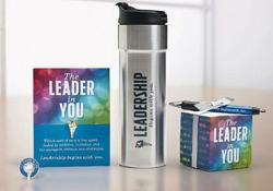 Baudville's new Leader in You theme offers more than ten employee gifts.