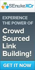 Senuke XCr seo link building services