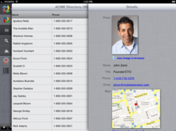 mobilextension - iPad screen capture