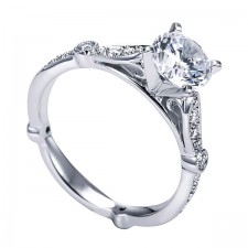 Genesis Designs engagement ring by Genesis Diamonds