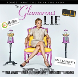 The Glamorous Lie a YaVaughnie Wilkins' Story