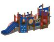 Pacific Play Systems, Inc. playground design for new Orange County hotel playground project