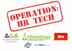 Hireology's Operation: HR Tech Party