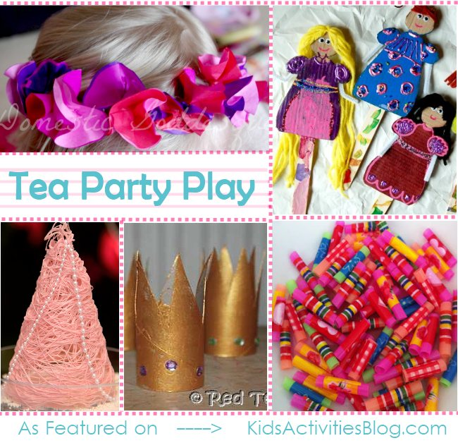 Tea Party Dress Up Ideas 80
