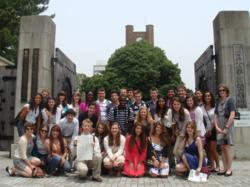 Cultural Vistas provided overseas experiential learning opportunities for more than 65 American students in 2011 and 2012.